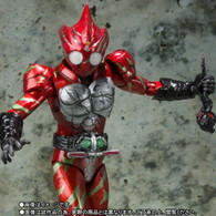 S.H.Figuarts Kamen Masked Rider Amazon Alfa (2nd season Ver.) Action Figure (Completed)