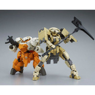 HG 1/144 Geirail Scharfrichter and Landman Rodi Set Plastic Model