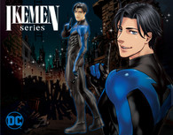DC Comic Ikemen Nightwing 1/7 PVC Figure (Completed) (w/First Gift)