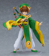 figma Syaoran Li Action Figure (Completed)