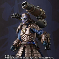 Meisho MANGA REALIZATION Koutetsu Samurai War Machine Action Figure (Completed)