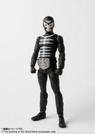 S.H.Figuarts Shocker Combatman (Bone) Action Figure (Completed)