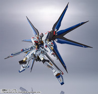 METAL Robot Spirit Side MS Strike Freedom Gundam Action Figure (Completed)