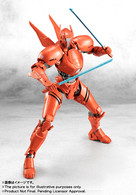 Robot Spirit SIDE JAEGER Saber Athena Action Figure (Completed)