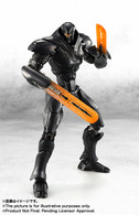 Robot Spirit SIDE JAEGER Obsidian Fury Action Figure (Completed)