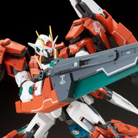 RG 1/144 OO Gundam Seven Sword / G Inspection Plastic Model