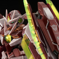 RG 1/144 OO Gundam QAN[T] TRANS-AM (Metallic Gloss Injection) Plastic Model