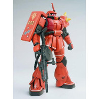 MG 1/100 Zaku II Johnny Ridden Custom Plastic Model