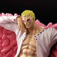 One Piece Archive Collection No 7 Don Quixote Doflamingo PVC Figure (Completed)