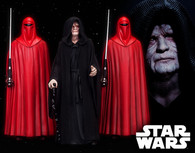 ARTFX+ Emperor Palpatine with Royal Guard 3 Pack 1/10 PVC Figure (Completed)