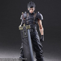 Crisis Core Final Fantasy VII Play Arts Kai Zack Action Figure (Completed)