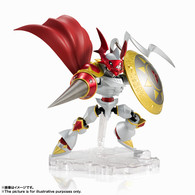 Nxedge Style [Digimon Unit] Dukemon Action Figure (Completed)