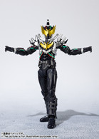S.H.Figuarts Night Rogue Action Figure (Completed)