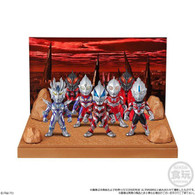 CONVERGE ULTRAMAN PB 01 Ultra Stage Battle of the Wilderness