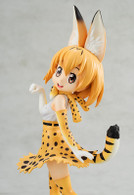 Serval 1/7 PVC Figure (Completed)