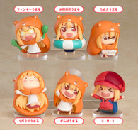 Himouto! Umaru-chan Trading Figures #2 (Completed)