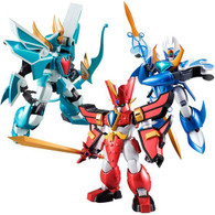 Variable Action Mado King Granzort Granzort Aquabeat Winzart Set (With Effect Parts)