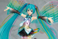 Hatsune Miku: 10th Anniversary Ver. Memorial Box 1/7 PVC Figure (Completed)