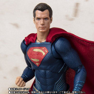 S.H.Figuarts Superman (JUSTICE LEAGUE) Action Figure (Completed)