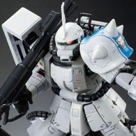 RG 1/144 MS-06R-1A Shin Matsunaga Zaku II Plastic Model