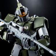 MG 1/100 GM Sniper Custom (Tenneth A Jung Custom) Plastic Model