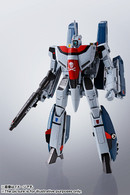 HI-METAL R VF-1A Super Valkyrie (Hikaru Ichijo Custom) Action Figure (Completed)