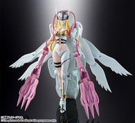 Digivolving Spirits 04 Angewomon Action Figure (Completed)