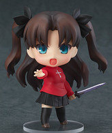 Nendoroid Rin Tohsaka Action Figure (Completed)