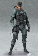 figma Solid Snake: MGS2 ver. Action Figure (Completed)