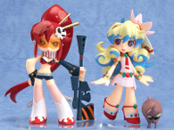 Twin Pack+: Yoko & Nia + Boota PSG Arrange ver. PVC Figure (Completed)
