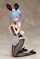 Rem: Bunny Ver. 1/4 PVC Figure (Completed)
