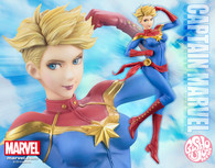 Marvel Bishoujo Captain Marvel 1/7 PVC Figure (Completed)