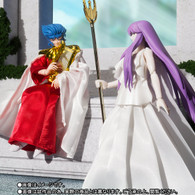 Saint Seiya Myth The Sun god Abel & Goddess Athena Memorial Set