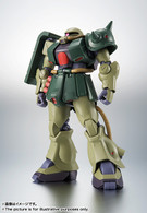 Robot Spirits Side MS MS-06FZ Zaku II Kai ver. A.N.I.M.E. Action Figure (Completed)