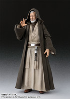 S.H.Figuarts Ben Kenobi (A NEW HOPE) Action Figure (Completed)