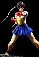 S.H.Figuarts Sakura Kasugano Action Figure (Completed)