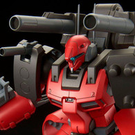 RE/100 Guncannon DT [Z-MSV Ver.] Plastic Model