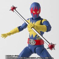 S.H.Figuarts GEL Shocker Combatman Action Figure (Completed)