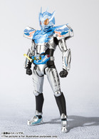 S.H.Figuarts Kamen Rider Cross-Z Charge Action Figure (Completed)