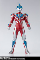 Soft Vinyl Ultraman Ginga PVC Figure (Completed)