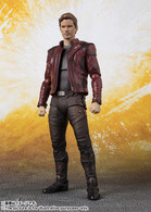 S.H.Figuarts Star-Lord (Avengers: Infinity War) Action Figure (Completed)