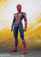 S.H.Figuarts Iron Spider (Avengers: Infinity War) Action Figure (Completed)