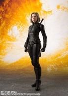 S.H.Figuarts Black Widow (Avengers: Infinity War) Action Figure (Completed)