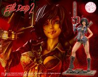 Horror Bishoujo Ash Williams 1/7 PVC Figure