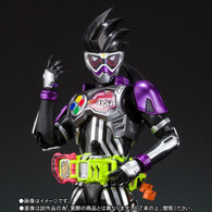 S.H.Figuarts Kamen Rider Genm Action Gamer Level 0 Action Figure ( SEP 2018 )