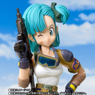 S.H.Figuarts Bulma Action Figure