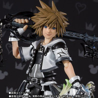 S.H.Figuarts Sora Final Form (KINGDOM HEARTS II) Action Figure