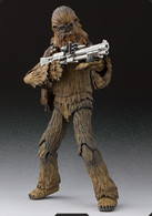 S.H.Figuarts Chewbacca (SOLO) Action Figure ( IN STOCK )