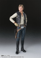 S.H.Figuarts Han Solo (A New Hope) Action Figure ( JUN 2018 )