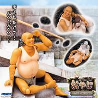 Oyaji School Swimsuit Suntan Ver. 1/12 Action Figure